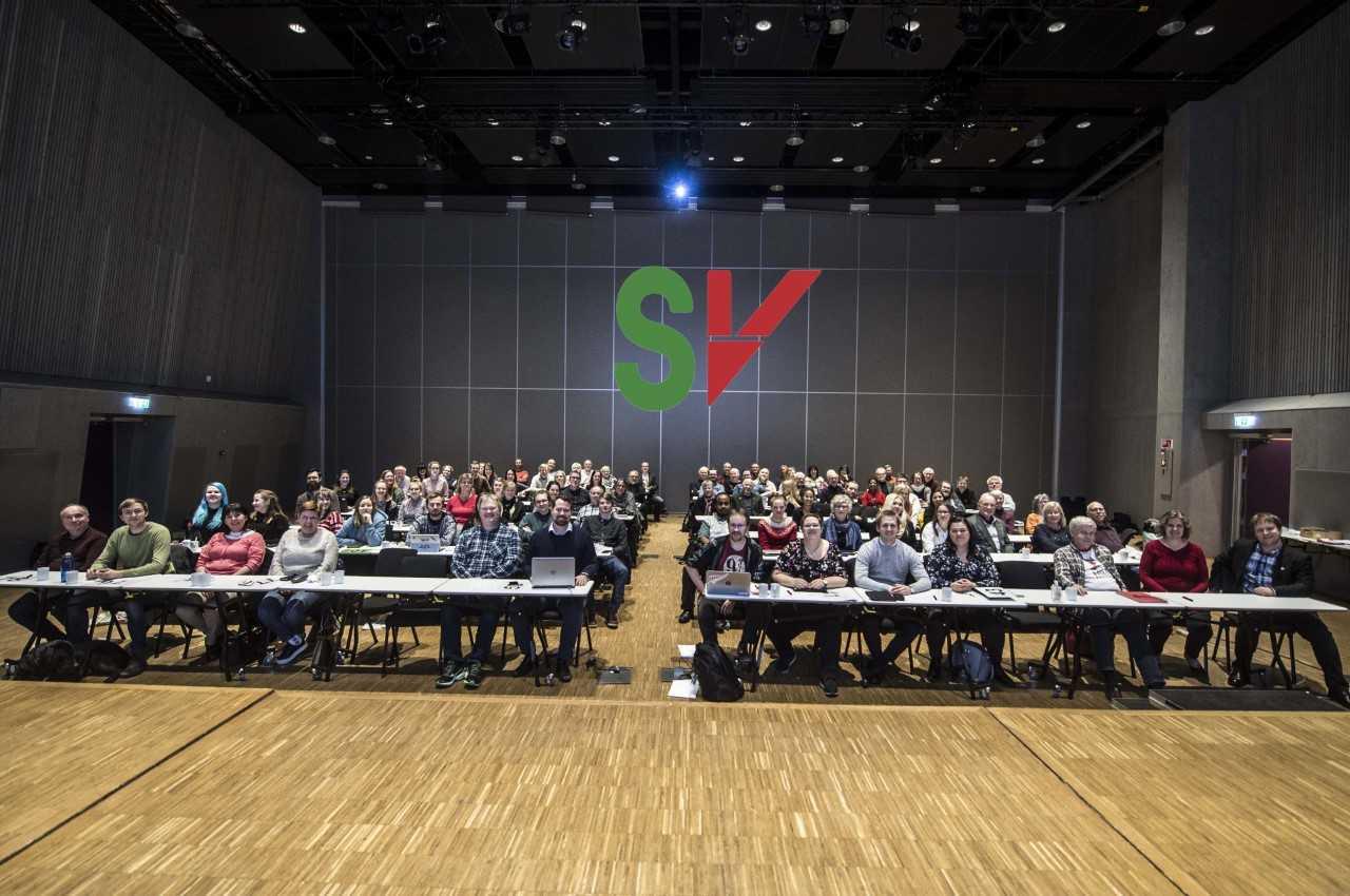 Sakspapirer fylkesårsmøte Trøndelag SV 09.02-10.02 2019